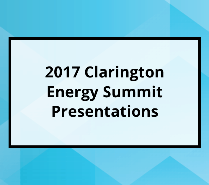 2017 Energy Summit