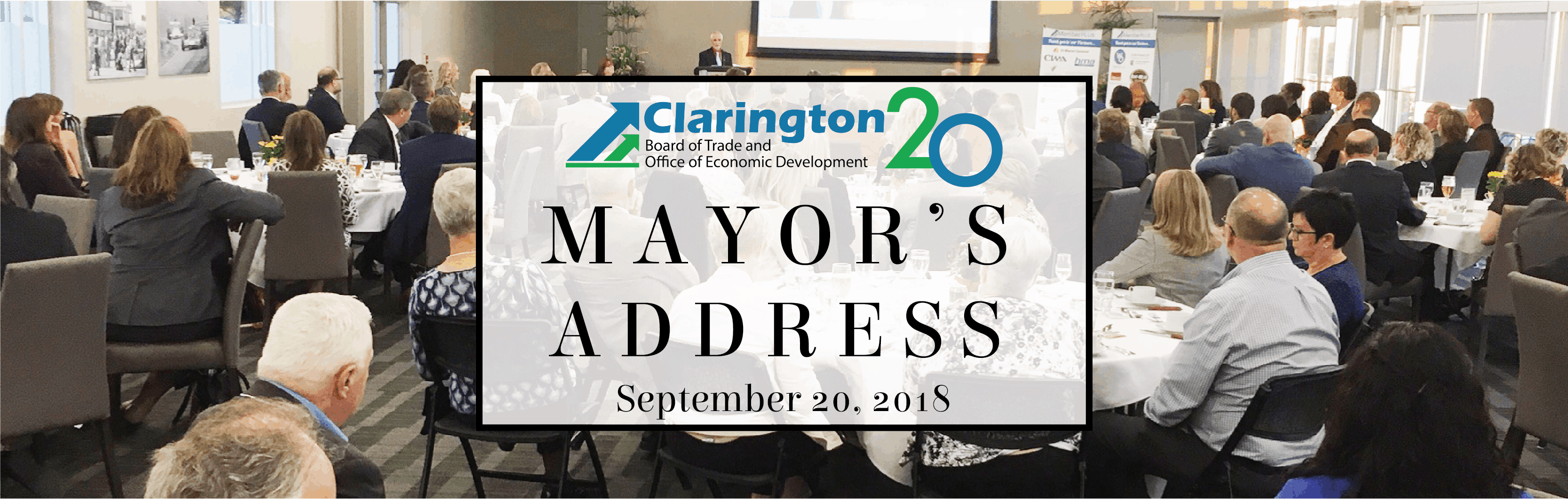 Annual Mayors Address