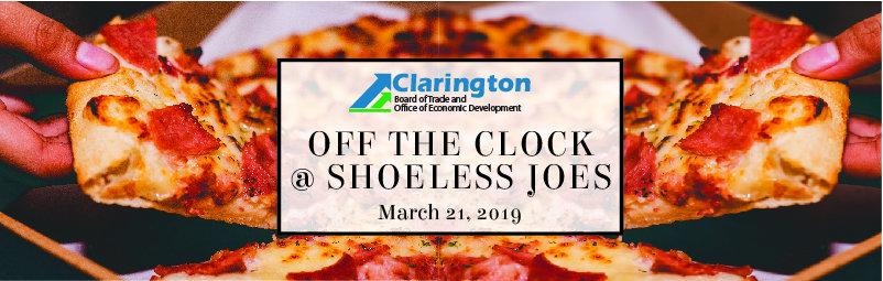 Off The Clock – Shoeless Joe's – Courtice
